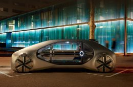 Компания Renault привезёт в Париж нечто фантастическое