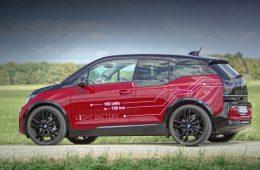 Экспериментальный BMW i3 удивил запасом хода