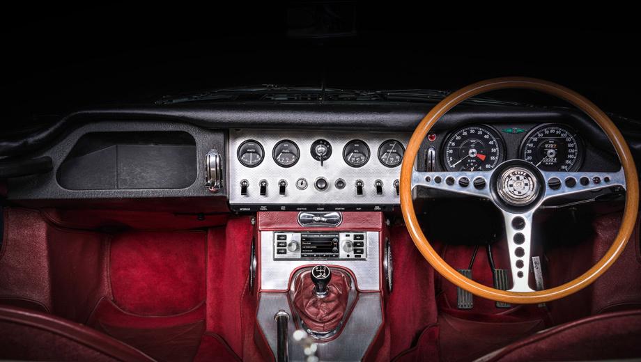 Создана мультимедийка для классики марок Jaguar и Land Rover