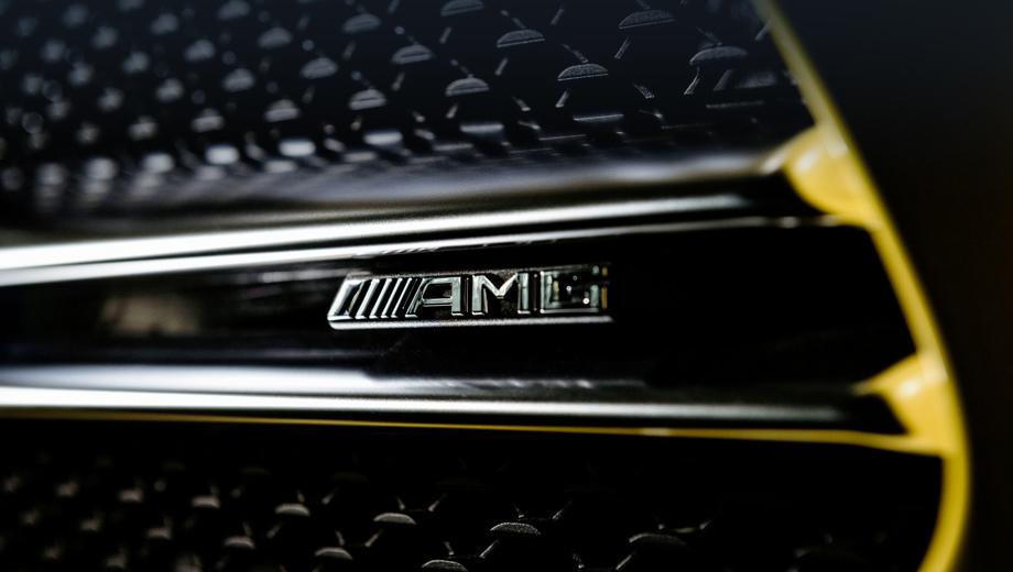 Хэтч Mercedes-AMG A35 раскроет все свои секреты в Париже