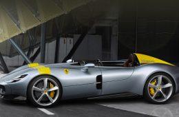 Спидстеры Ferrari Monza SP1 и SP2 оказались мощнее исходника
