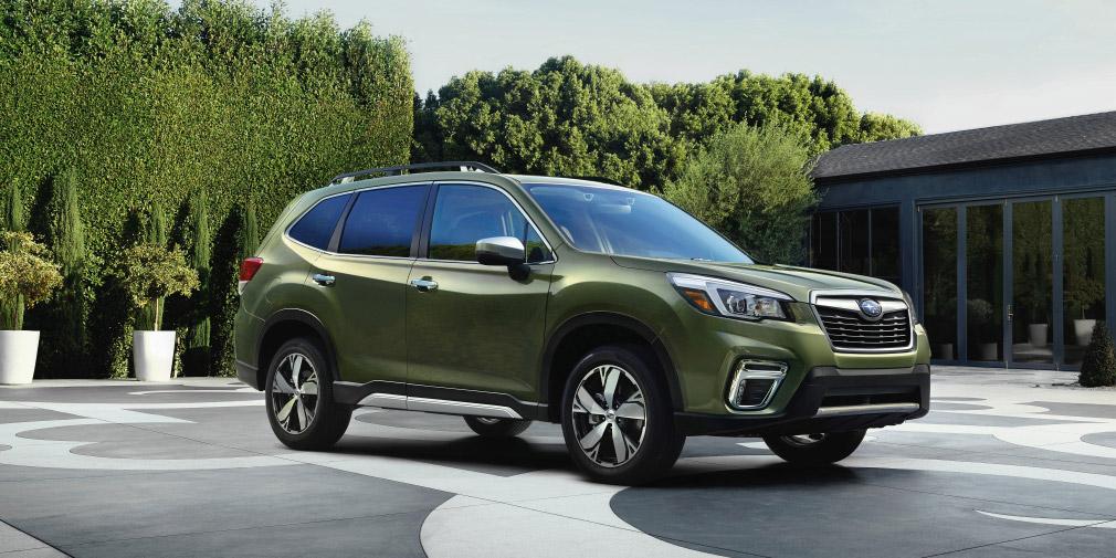 Рассекречены технические характеристики нового Subaru Forester для России