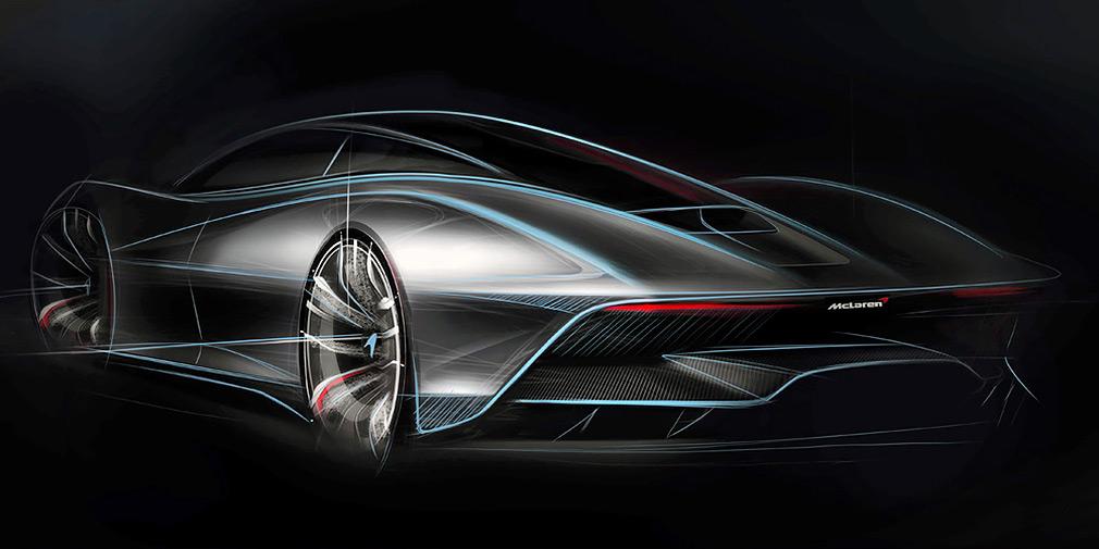 Новый гиперкар McLaren получится быстрее Bugatti Chiron