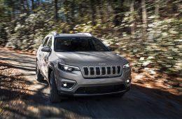 Jeep рассказал об обновленном Cherokee для России