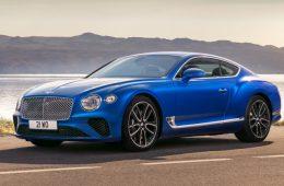 Новый Bentley Continental GT начали продавать в России