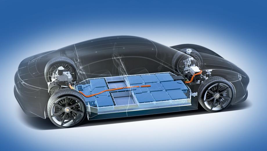 Дилеры Porsche в США понесут часть расходов на зарядные точки