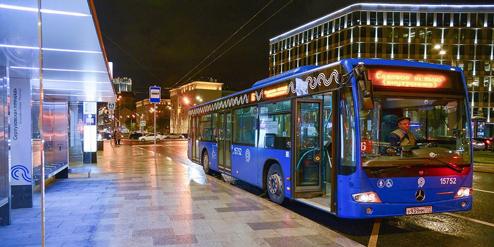 В Москве увеличат число камер фиксации ПДД в автобусах