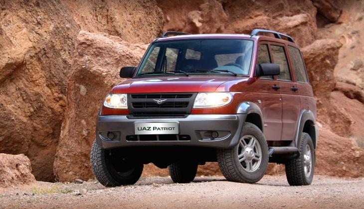 Как изменилась конструкция внедорожника «УАЗ Патриот» с 2005 года?