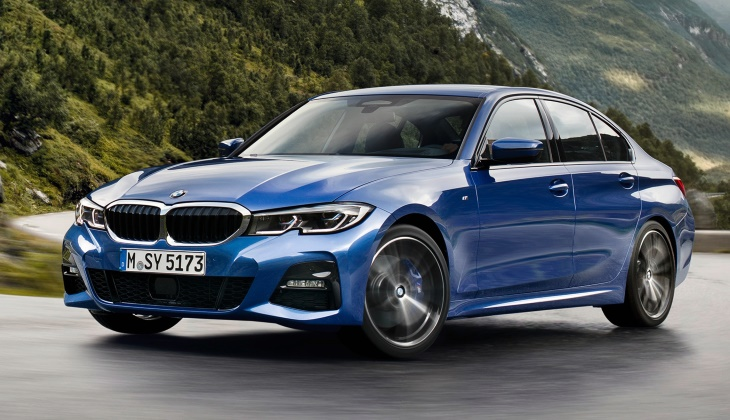 Новая «трёшка» BMW: все секреты раскрыты