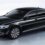 Представлен новый Volkswagen Passat: только для Китая