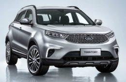 Возрожденный Ford Territory: новые подробности