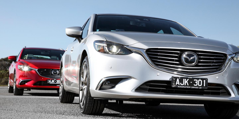 Mazda привезет в Россию «шестерку» с турбомотором