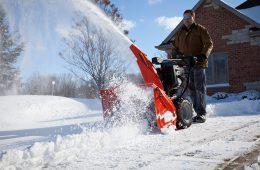 Выбираем правильный снегоуборщик