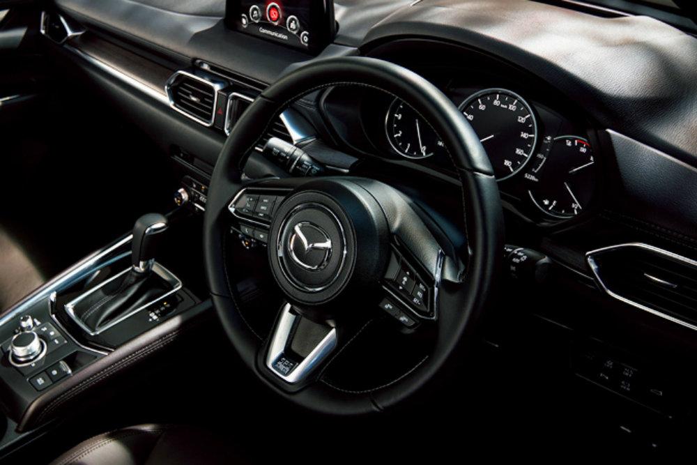 Обновленная Mazda CX-5 получила турбомотор