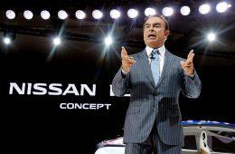 Карлос Гон уволен с поста главы Nissan