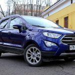 Ford Ecosport: Нужно ли переплачивать за полный привод