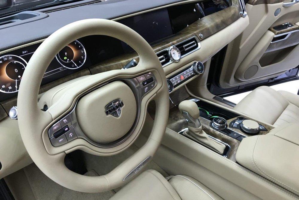 Автомобили проекта «Кортеж» раскупили еще до начала продаж