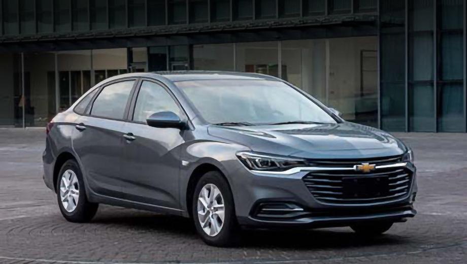 На китайский рынок выйдет новый седан Chevrolet Monza