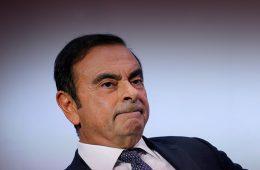Глава альянса Renault-Nissan-Mitsubishi Карлос Гон арестован