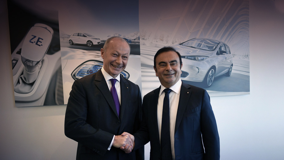 Компанию Renault вместо Карлоса Гона возглавил Тьерри Боллоре