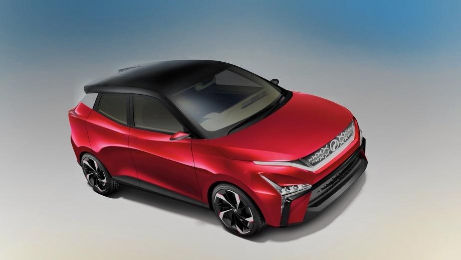 Хэтчбек Perodua X Concept заглянул в будущее бренда
