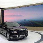 Почему автомобили Aurus не нравятся западным журналистам