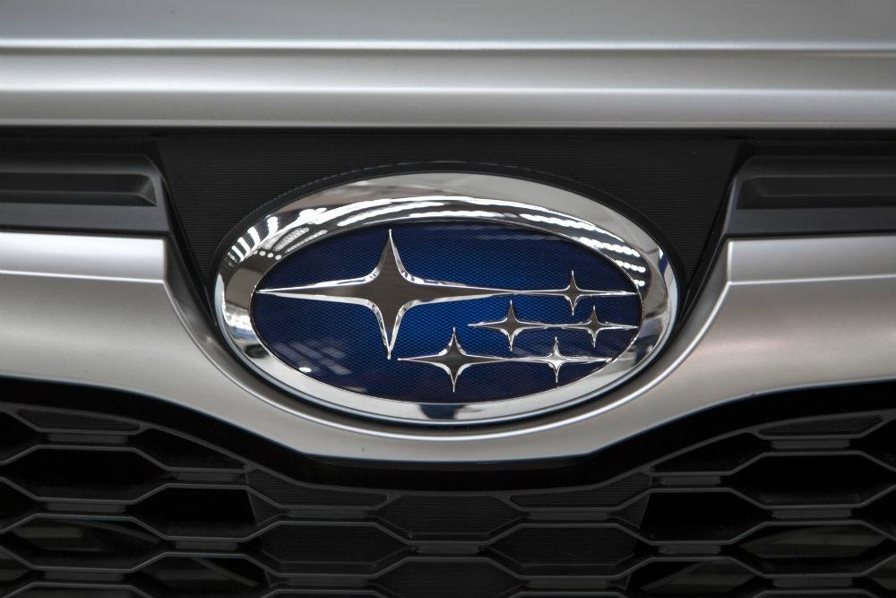 Subaru отзовет 100 тысяч автомобилей