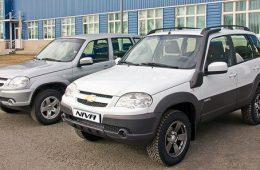 GM-Автоваз готовит рестайлинг CHEVROLET NIVA