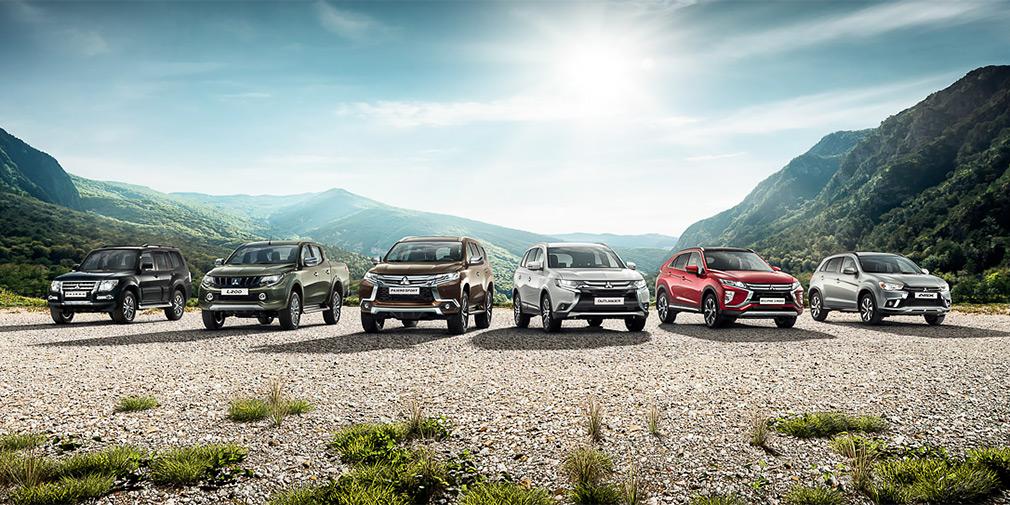 Mitsubishi объявила о повышении цен на весь модельный ряд в России