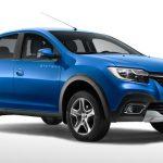 «Внедорожный» седан Renault Logan Stepway появился у дилеров
