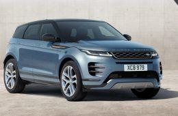 Объявлены рублёвые цены на новое поколение кроссовера Range Rover Evoque