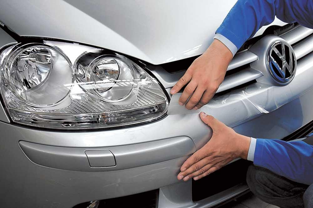Почему стоит использовать защитную плёнку для автомобиля