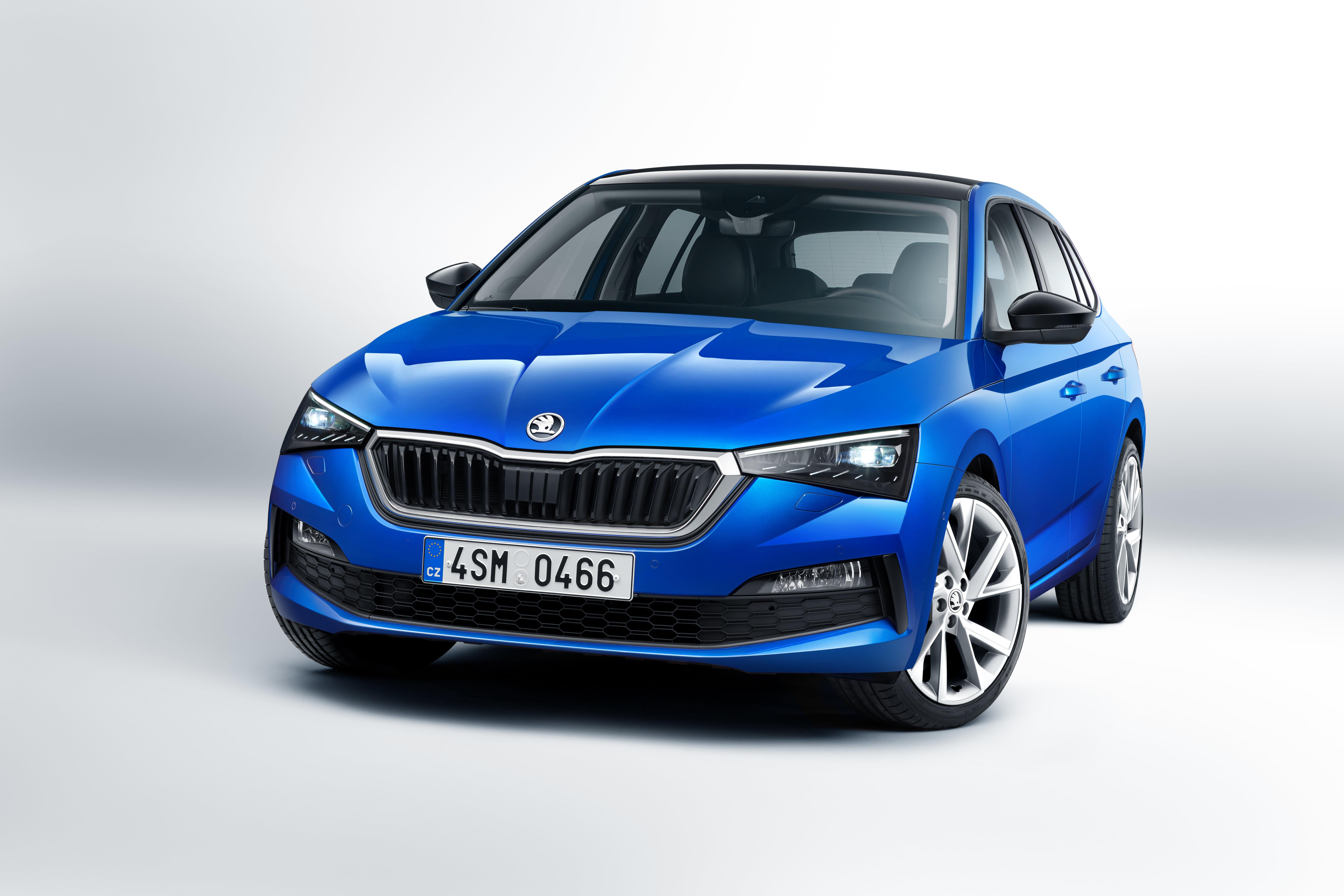 Skoda Scala: чехи представили конкурента Volkswagen Golf