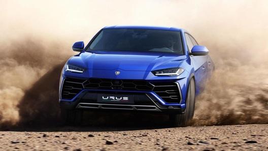На Lamborghini Urus теперь можно ездить по бездорожью