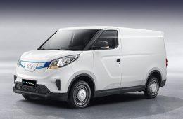 Фургон SAIC Datong EV30 предложит несколько версий