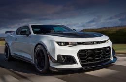 Трековый Chevrolet Camaro ZL1 1LE предложил «автомат»