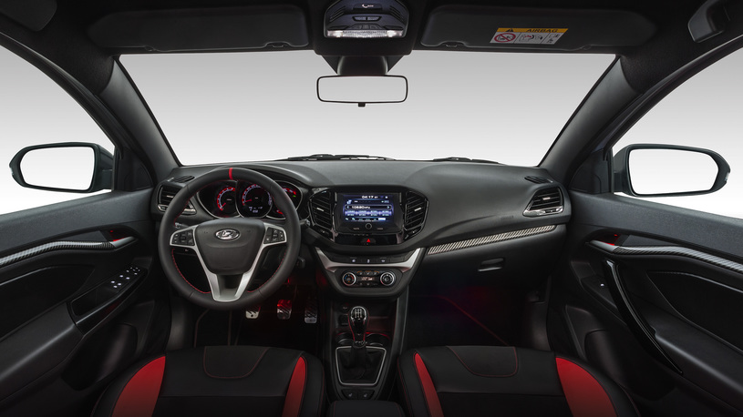 Новая Lada Vesta Sport оказалась дороже 1 млн рублей