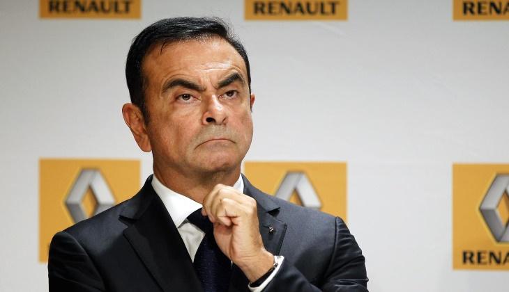 Карлос Гон ушел с поста руководителя компании Renault