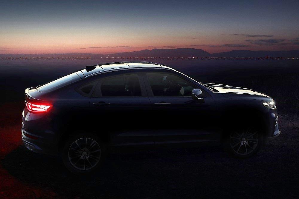 Renault выпустит сверхбюджетный кроссовер