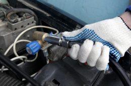 Переводим автомобиль на метан