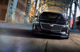 Обзор скоростных и внедорожных качеств Cadillac CT6