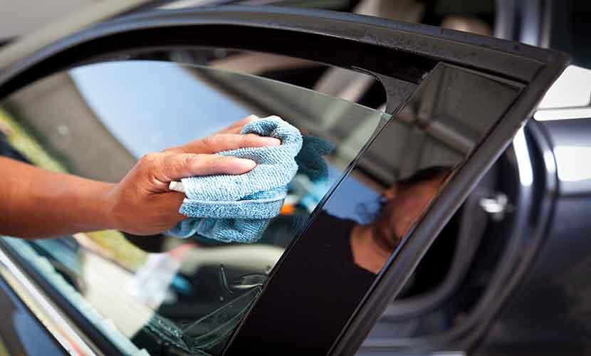 Тонировка стекол авто своими руками