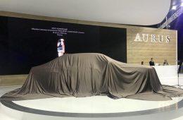 Мировая премьера лимузина Aurus состоится в Арабских Эмиратах