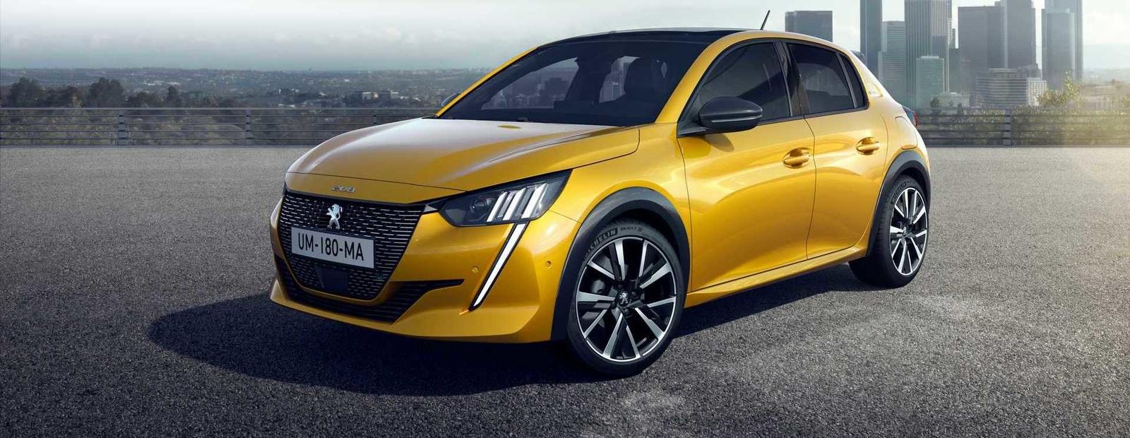 Официально представлен новый Peugeot 208