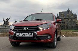 Lada стала лидером продаж в январе