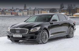 Седан Kia K900 предложил заманчивые цены в России