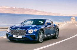 Bentley отзывает автомобили в России