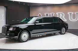 Дилеры рассказали о гарантии на автомобили Aurus