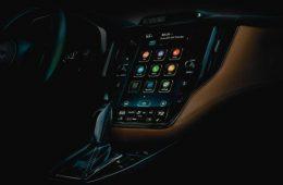 Новый Subaru Legacy получит гигантский монитор в стиле Tesla