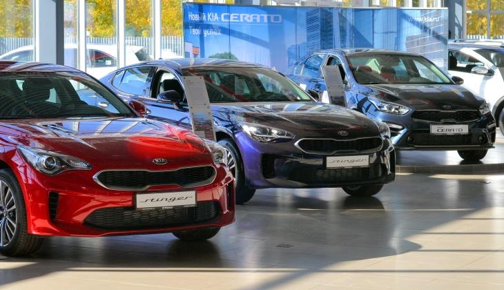 Автомобили Kia подорожали второй раз с начала года